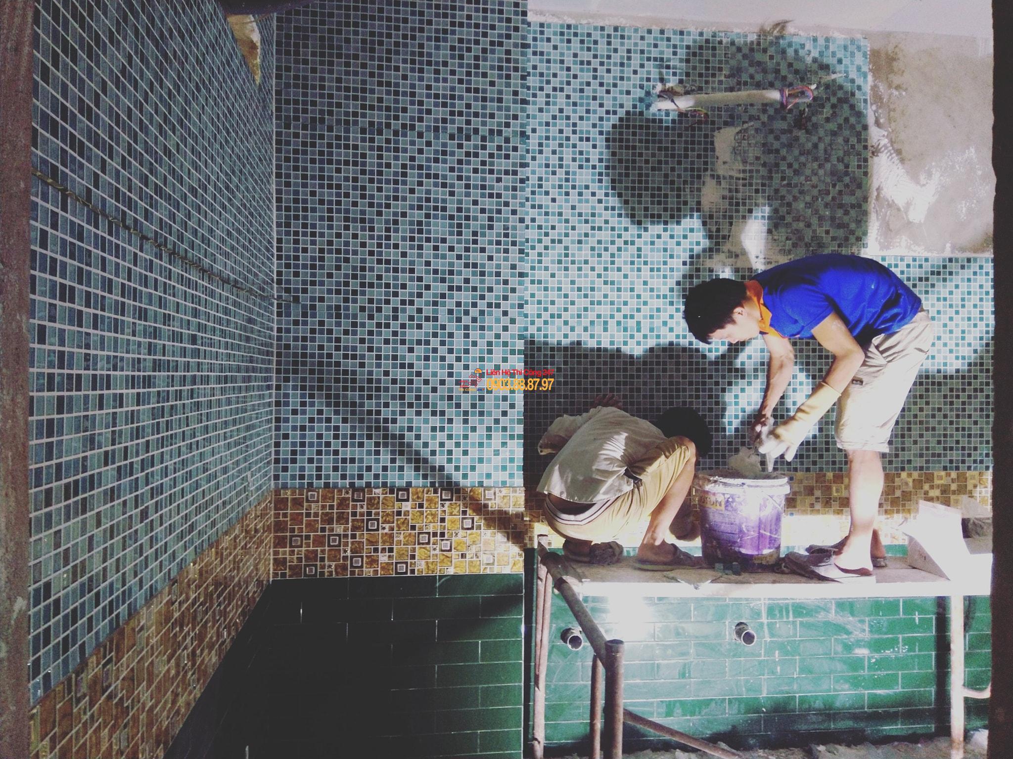 Nhà Thầu Thi Công Sửa Chữa Công Trình 24/7 Chuyên Nghiệp Tại TPhcm Giá Rẻ