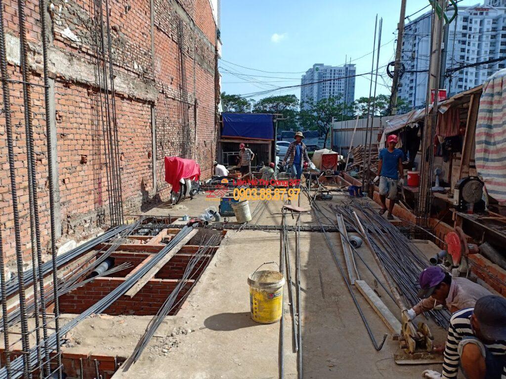 THI CÔNG 247 - Nhà Thầu Thi Công Sửa Chữa Công Trình 24/7 Thi Công 247 Dịch vụ sửa nhà phố chuyên nghiệp TPHCM