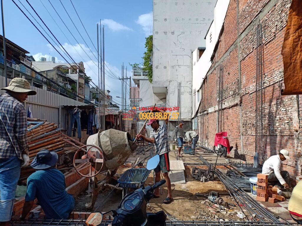 Dịch vụ sửa nhà phố chuyên nghiệp
