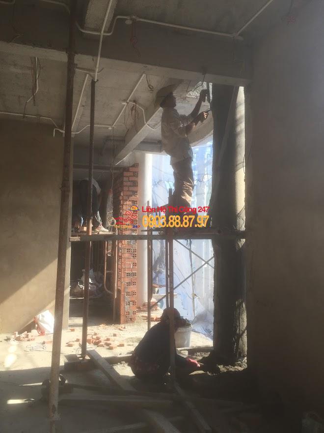 THI CÔNG 247 - Nhà Thầu Thi Công Sửa Chữa Công Trình 24/7 Nhà Thầu Thi Công Sửa Chữa Công Trình 24/7 Tại TpHcm Giá Rẻ