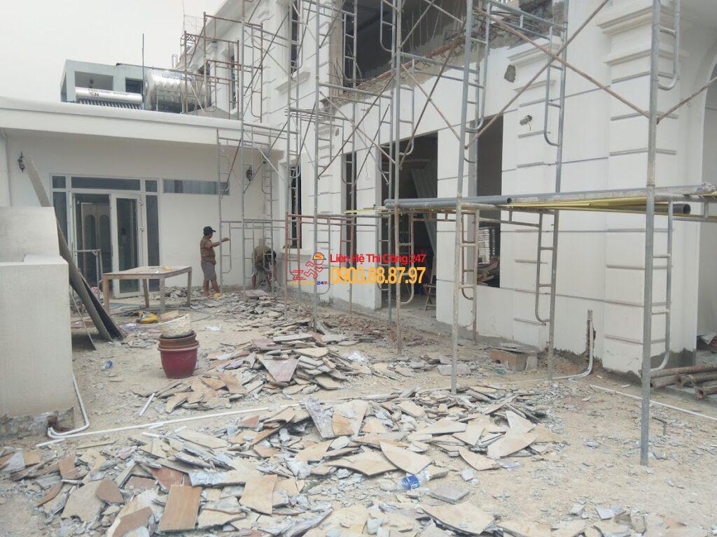THI CÔNG 247 - Nhà Thầu Thi Công Sửa Chữa Công Trình 24/7 Báo giá xây dựng nhà phần thô và nhân công hoàn thiện 2022