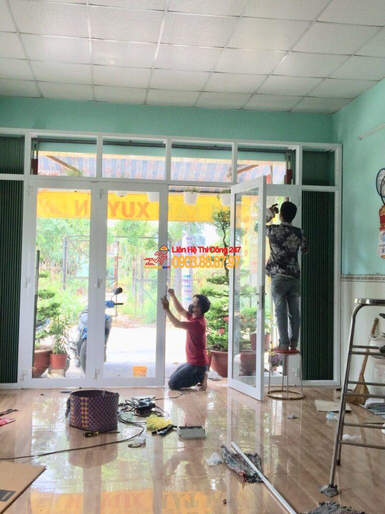 THI CÔNG 247 - Nhà Thầu Thi Công Sửa Chữa Công Trình 24/7 KINH NGHIỆM ĐỂ CHỌN CỬA NHÔM KÍNH ĐẸP 2021