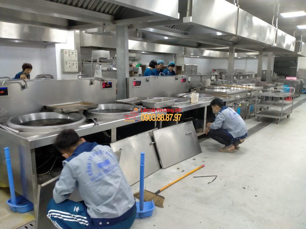 Dịch vụ bảo trì nhà hàng 24h hỗ trợ doanh nghiệp sau Covid